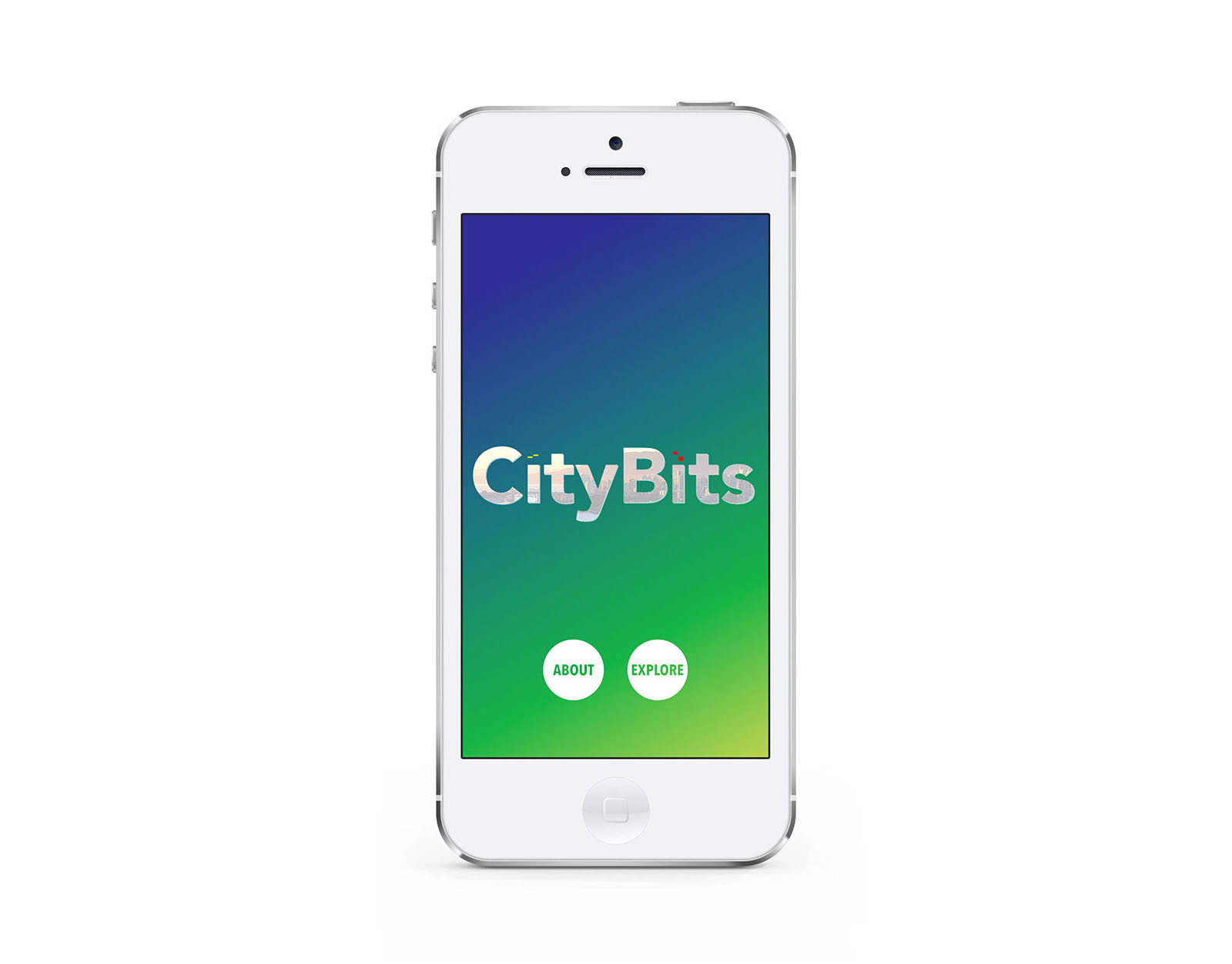 CityBits screen