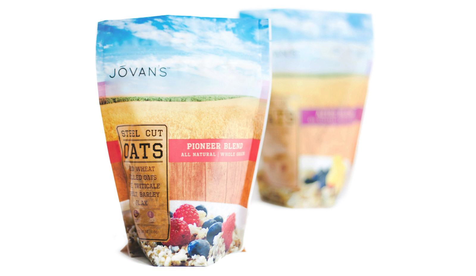 Jovan's Steel Cut Oats